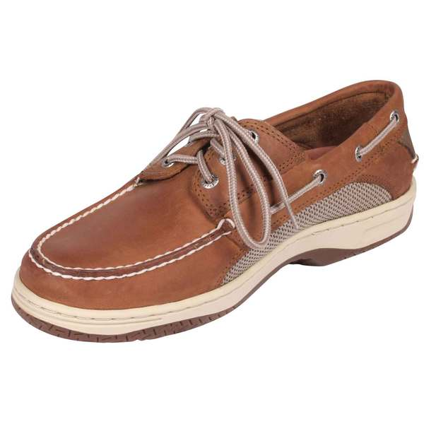 Sperry Mens Billfish  Eye Boat Shoes Wide Width