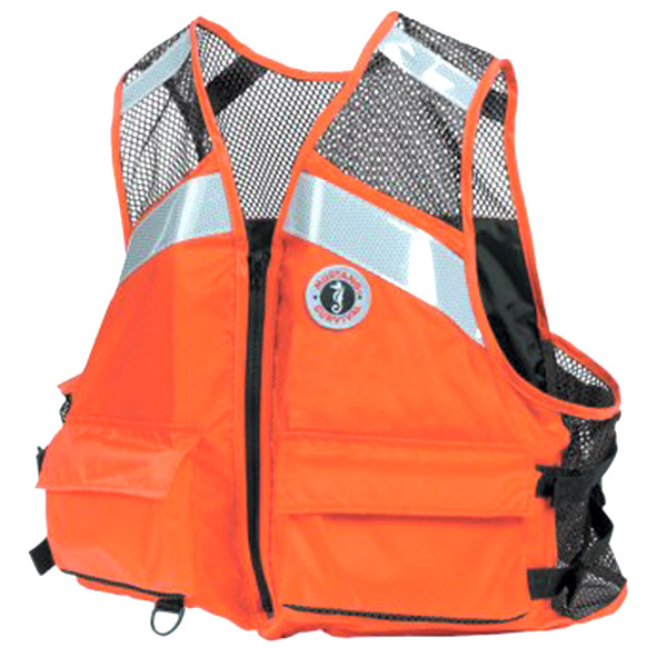 Industrial Mesh Life Jackets