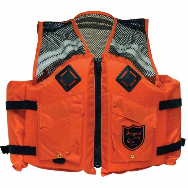 Mesh Series Industrial Commander's Life Jackets
