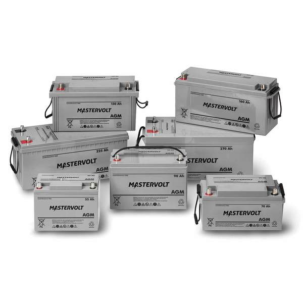 12V AGM Batteries