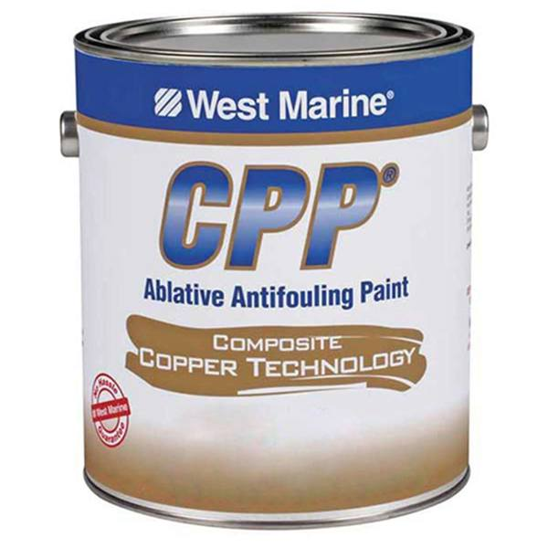 CPP Ablative Antifouling Paint with CCT, Quart