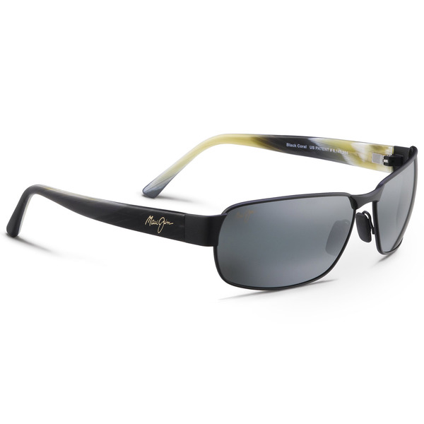 518d7bf71ca MAUI JIM Black Coral Polarized Sunglasses