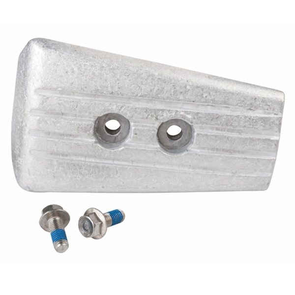 Transom Anodes with Bolts