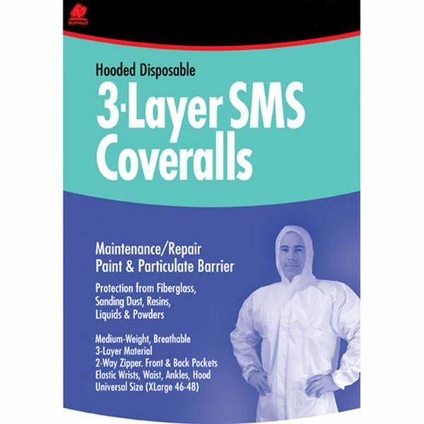 Boatyard Coveralls, 25-Pack