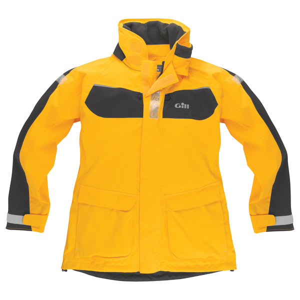Gill Men's IN12 Coast Jacket Yellow