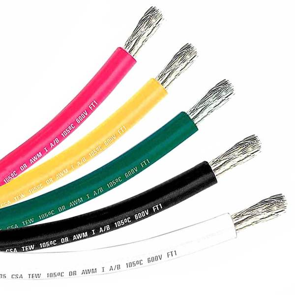 8 AWG Primary Wire by the Foot