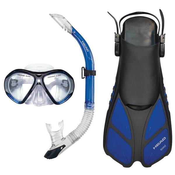 XRay Sailor Splash Quest Travel Set, Blue