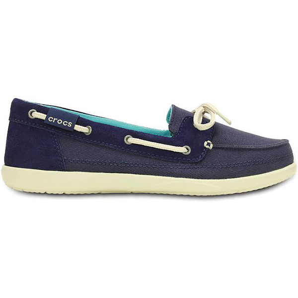 0bb153d5c13 CROCS Women s Walu Boat Shoes