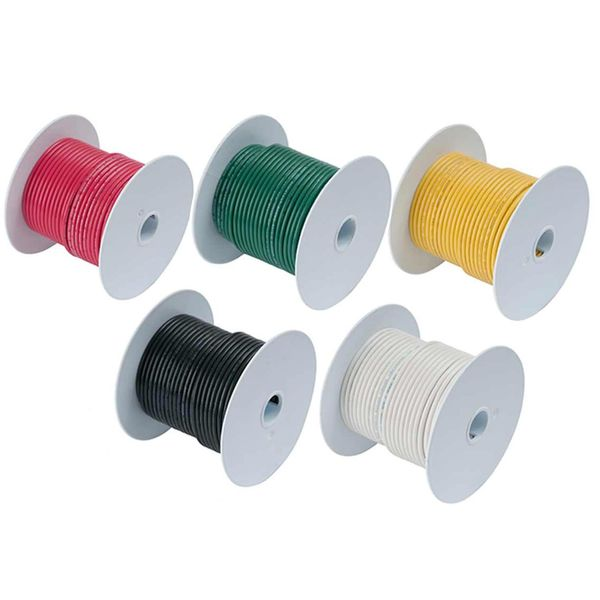 8 AWG Primary Wire, 1000' Spools