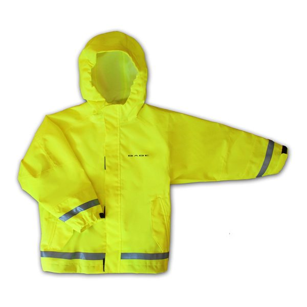 Grundens Child's Weather Watch Jacket Hi/Vis