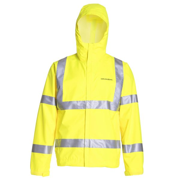Men's Gage Weather Watch Hooded ANSI Jacket