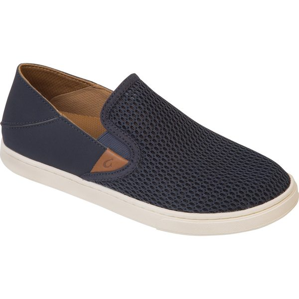 Click here for Olukai Womens Pehuea Slip-On Shoes Blue prices