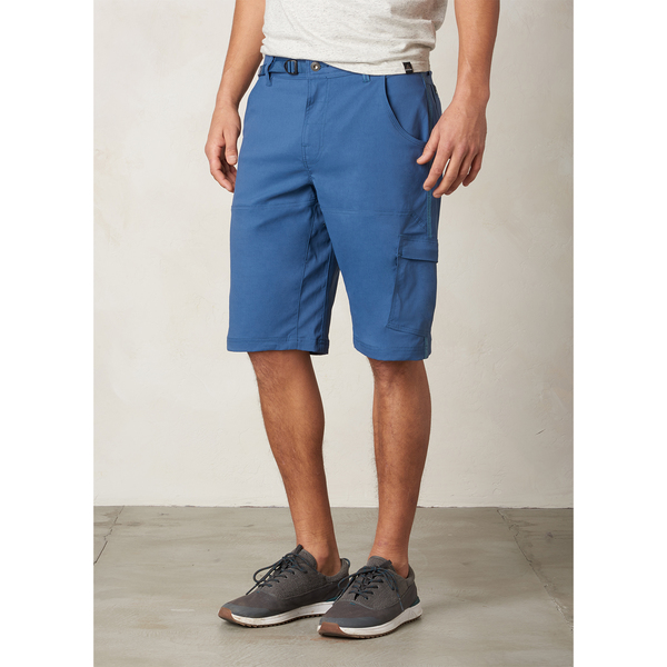Click here for Prana Men's Stretch Zion Shorts Blue prices