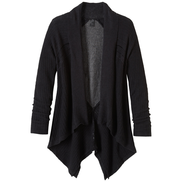 Click here for Prana Womens Diamond Sweater Cardigan Black prices
