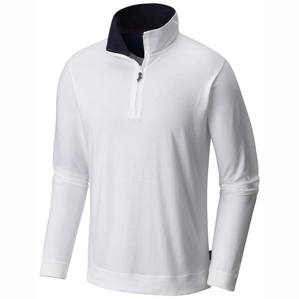 Click here for Columbia Mens PFG Harborside 1/4 Zip Sweater White... prices