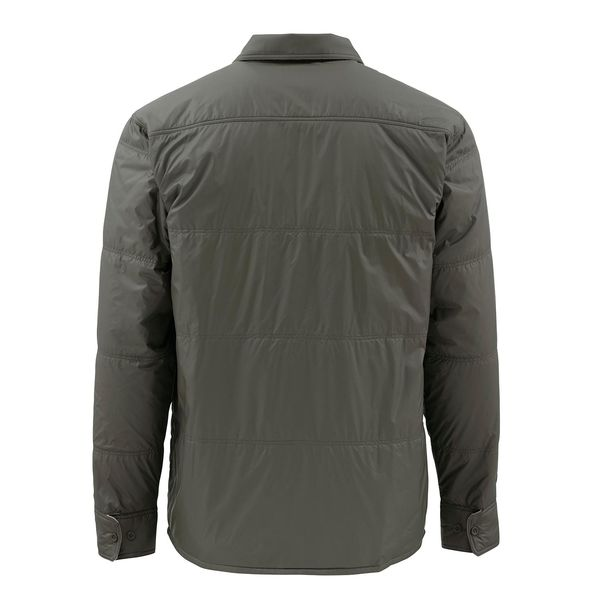 confluence men Tap the performance of simms' new confluence reversible—an insulated shirt-jacket for anglers who want and the ability to wear two styles in.