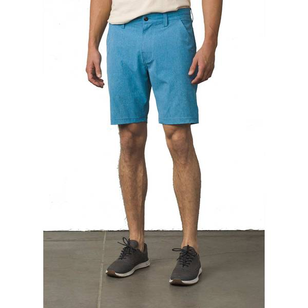 Click here for Prana Mens Merrit Shorts Blue prices
