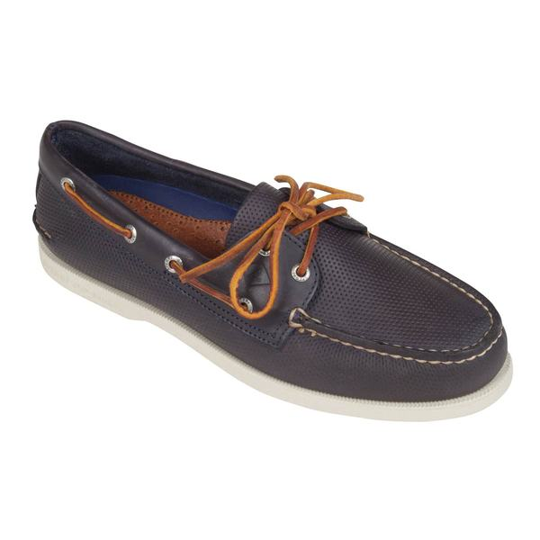 d45e25aee8f SPERRY Men s Authentic Original Perforated 2-Eye Boat Shoes