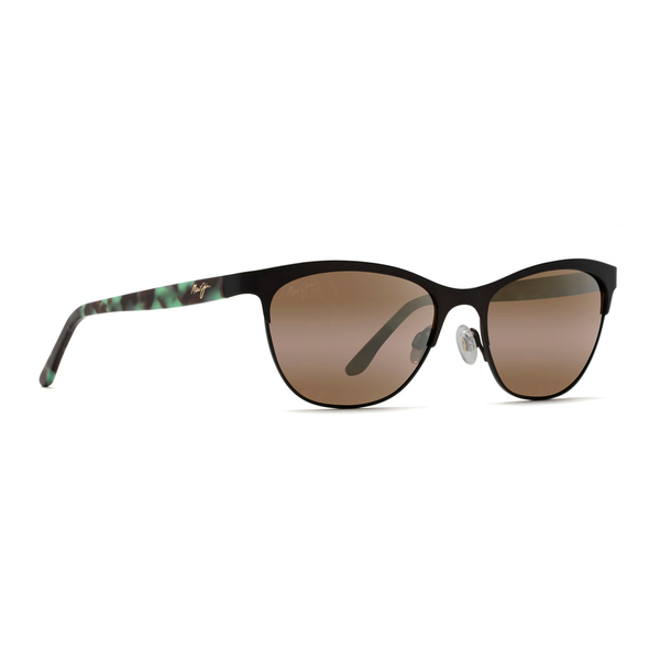 Click here for Maui Jim Womens Popoki Polarized Sunglasses Brown prices