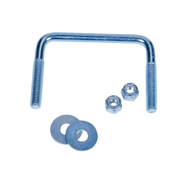 Zinc Plated Square Bend U-Bolt Sets