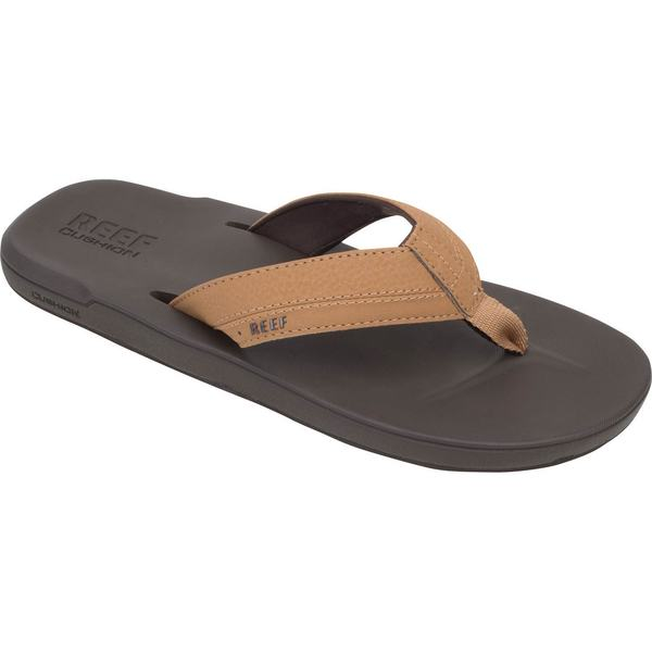 2a833b028f5d REEF Men s Contoured Cushion Flip-Flop Sandals