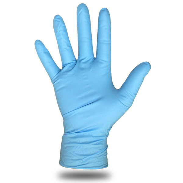 Nitrile Disposable Gloves, 8 mil, Box of 50