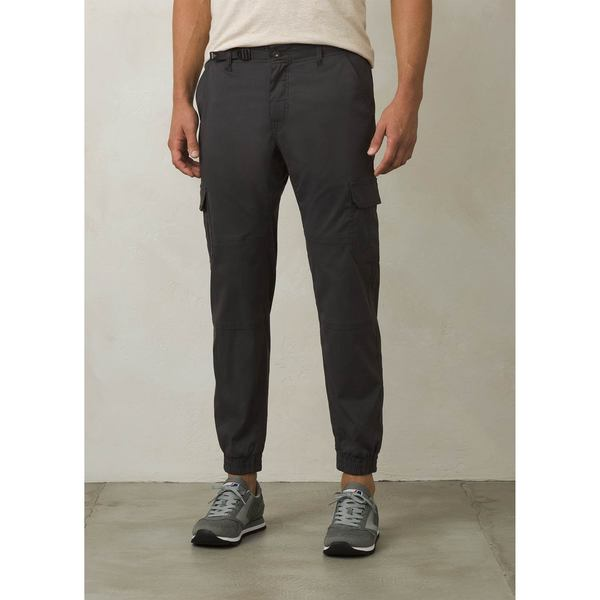 Click here for Prana Mens Zogger Pants Gray - Size - 40 prices