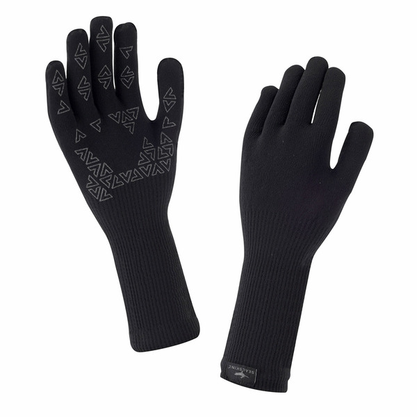 Ultra Grip Gauntlet Waterproof Gloves