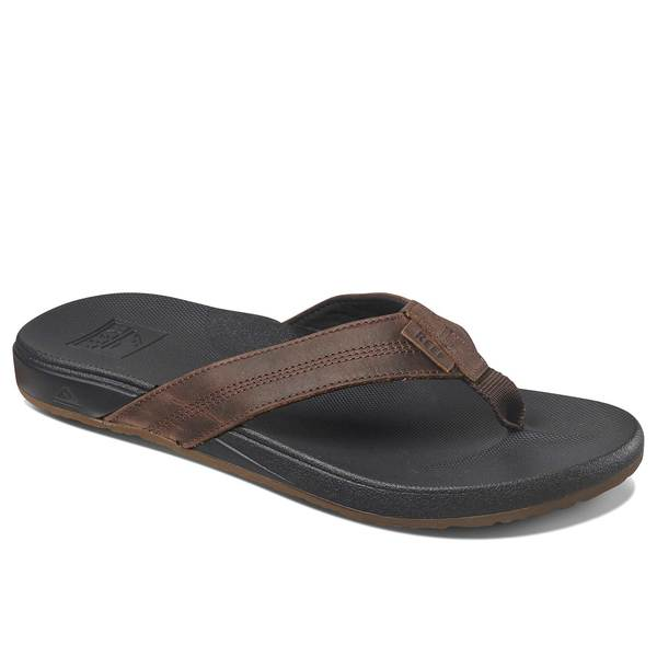 f25c73379b9f REEF Men s Cushion Bounce Phantom Flip-Flop Sandals