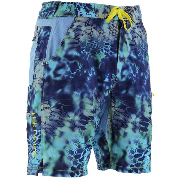 Huk Men S Next Level Kryptek Board Shorts West Marine