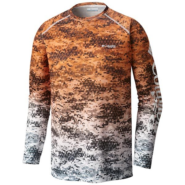 Men's Terminal Tackle™ Camo Fade Shirt