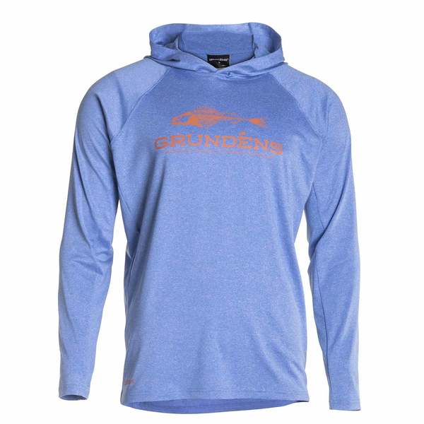 Men's Deckhand Hooded Shirt