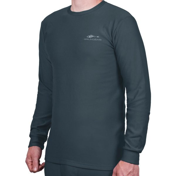 Men's Grundies Base Layer Crew Shirt
