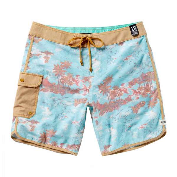 Men's More Aloha Board Shorts