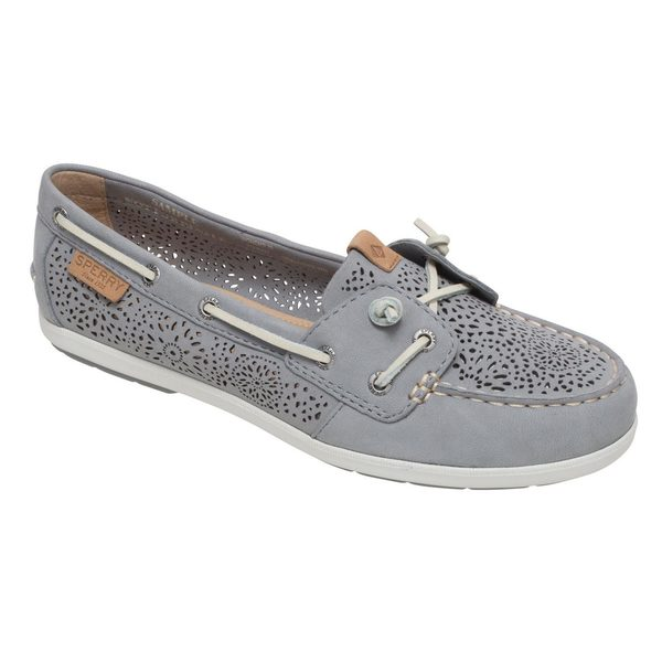 Women's Coil Ivy Perforated Boat Shoes
