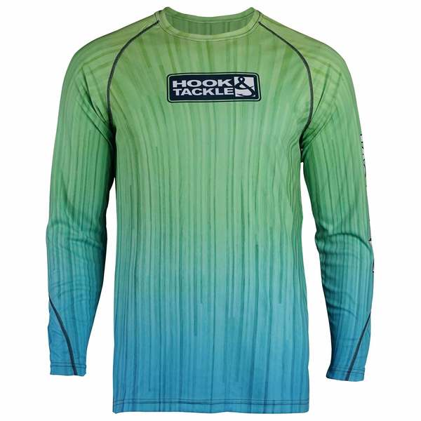 Men's Straits Wicked Dry & Cool UV Fishing Shirt