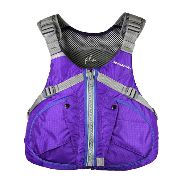 Women's Flo High Meshback Paddling Life Jackets