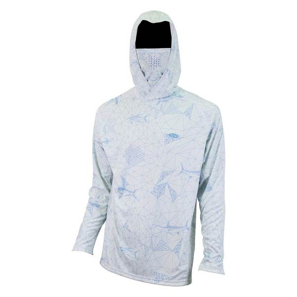 Men's Meisai Hooded Tech Shirt