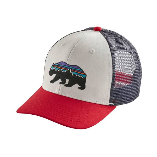 Men's Fitz Roy Bear Trucker Hat