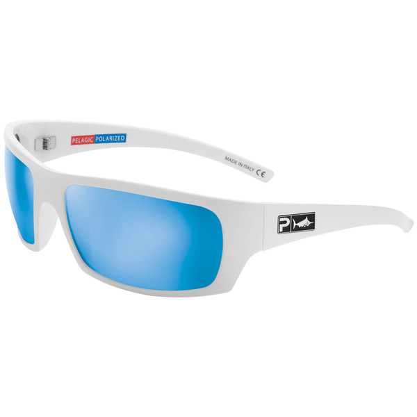 The Mack Polarized Glass Sunglasses