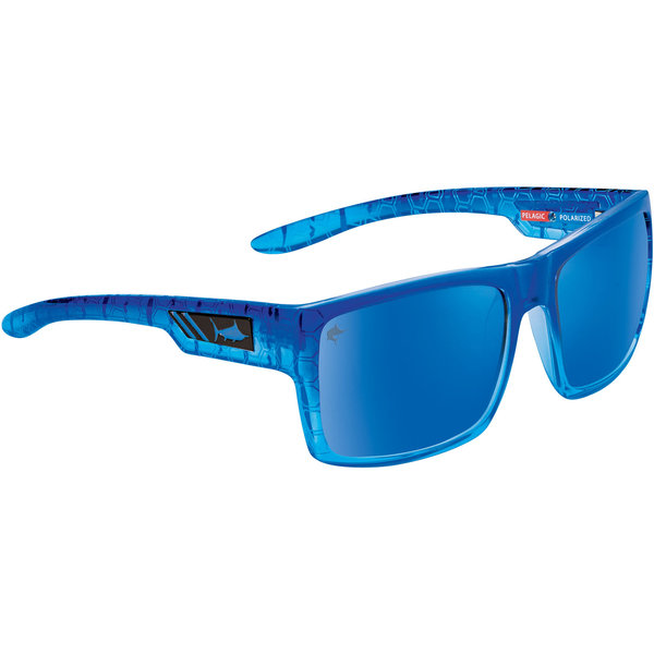 Shark Bite Polarized Sunglasses