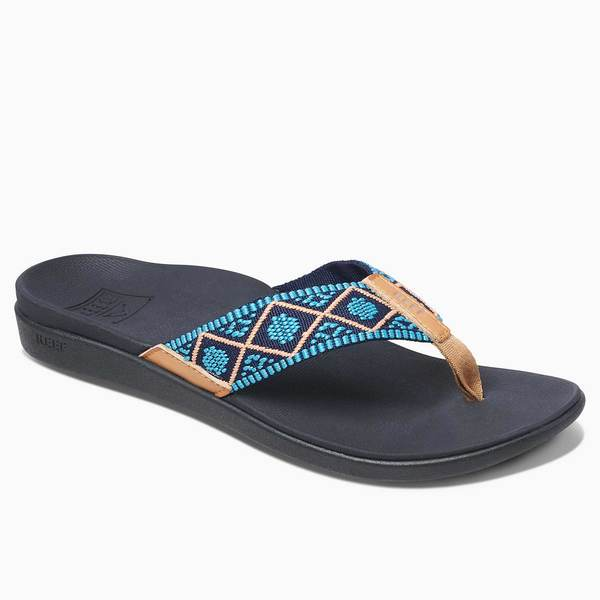 Women's Ortho-Bounce Woven Sandals