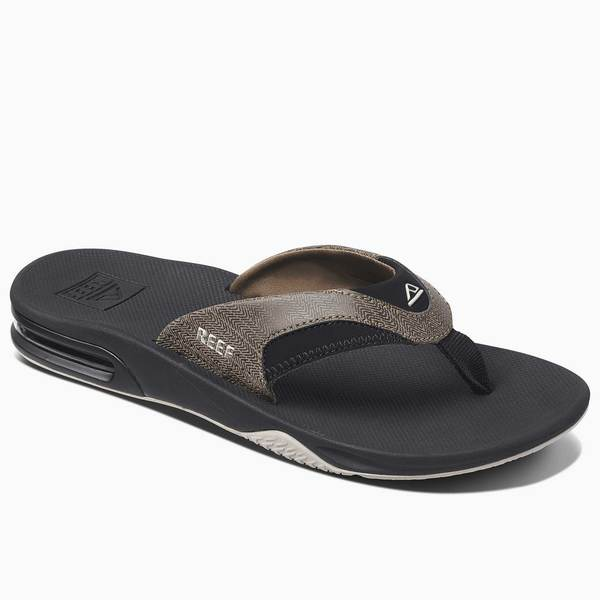 Men's Fanning Prints Flip-Flop Sandals