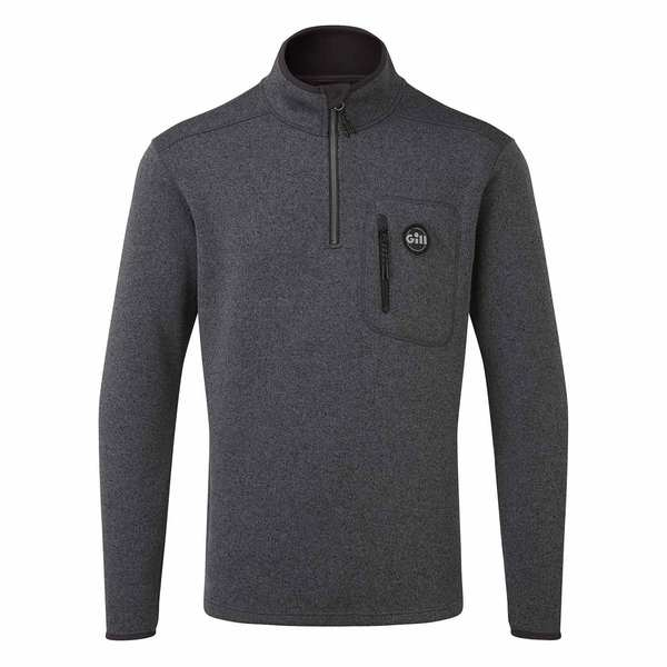 Men's Knit Fleece 1/2 Zip