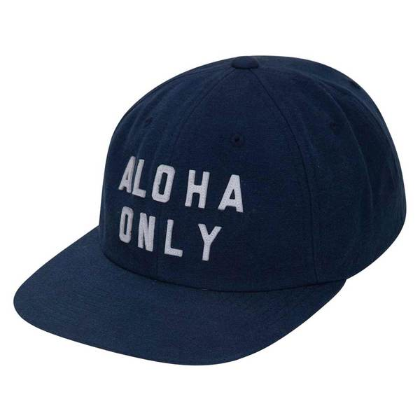 Aloha Only Washed Hat