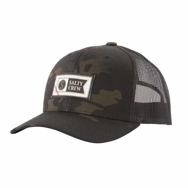 Men's Topstitch Retro Hat