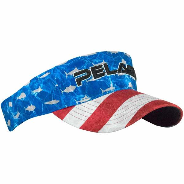 Men's Americamo Performance Visor