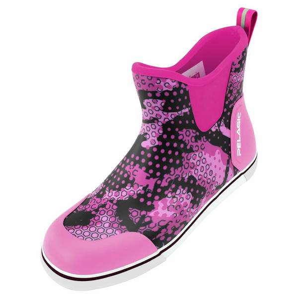 "Women's Pursuit 6"" Deck Boot"