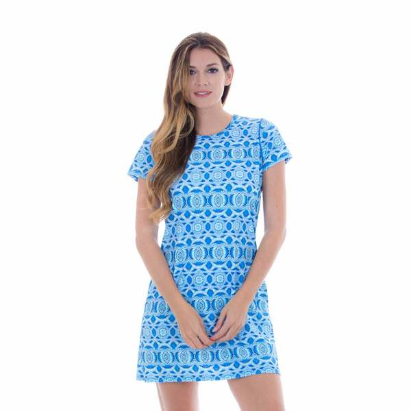 Women's Swing Shift Dress