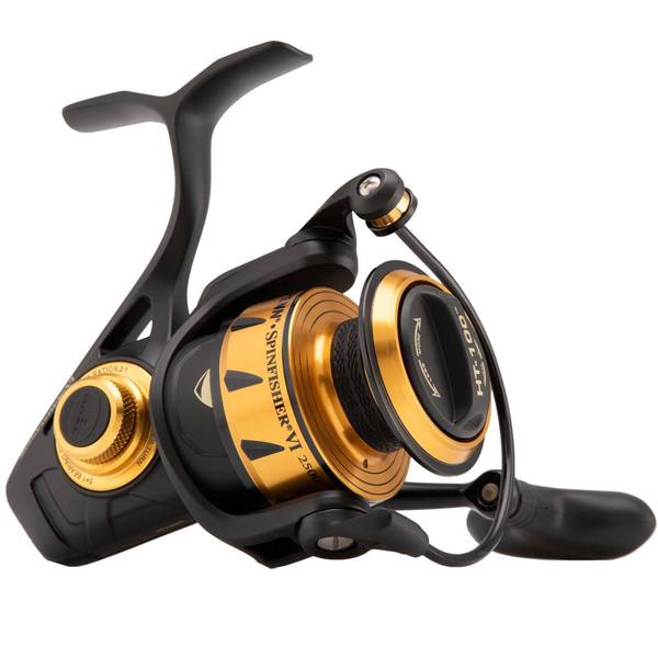 Spinfisher® VI Spinning Reels